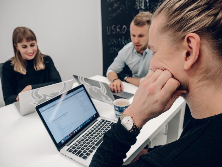 Hakukoneoptimointi osana verkkosivuprojektia